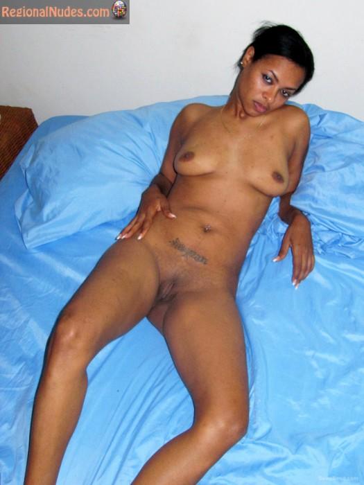 Nude Dominican Slut Laying in Bed | Regional Nude Women ...