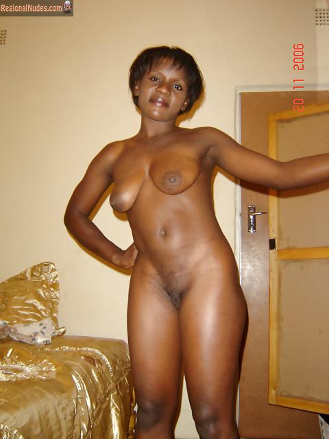 Zambia Woman Nude 98